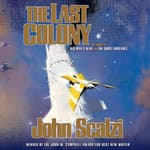 The Last Colony by  John Scalzi audiobook