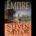 Empire by  Steven Saylor audiobook