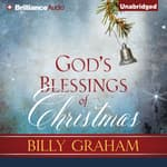God's Blessings of Christmas by  Billy Graham audiobook