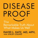 Disease-Proof by  David Katz audiobook