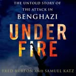 Under Fire by  Fred Burton audiobook