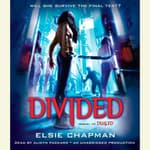 Divided (Dualed Sequel) by  Elsie Chapman audiobook