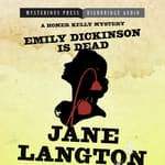 Emily Dickinson Is Dead by  Jane Langton audiobook