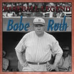 Babe Ruth Baseball Legend by  Geoffrey Giuliano audiobook