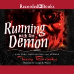 Running with the Demon by  Terry Brooks audiobook