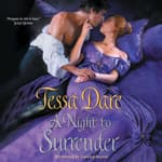 A Night to Surrender by  Tessa Dare audiobook