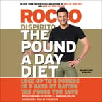 The Pound a Day Diet by  Rocco DiSpirito audiobook