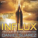 Influx by  Daniel Suarez audiobook