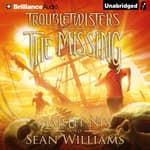 The Missing by  Sean Williams audiobook