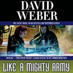 Like a Mighty Army by  David Weber audiobook