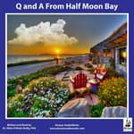 Q and A from Half Moon Bay by  Miles O'Brien Riley PhD audiobook