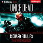 Once Dead by  Richard Phillips audiobook