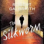 The Silkworm by  Robert Galbraith audiobook