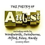 The Poetry of August by  Henry Alford audiobook