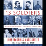 Thirteen Soldiers by  Mark Salter audiobook