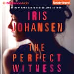 The Perfect Witness by  Iris Johansen audiobook