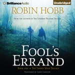 Fool's Errand by  Robin Hobb audiobook