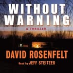 Without Warning by  David Rosenfelt audiobook