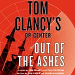 Tom Clancy's Op-Center: Out of the Ashes by  George Galdorisi audiobook