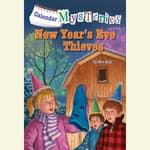 Calendar Mysteries #13: New Year's Eve Thieves by  Ron Roy audiobook