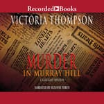 Murder in Murray Hill by  Victoria Thompson audiobook
