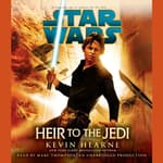 Heir to the Jedi: Star Wars by  Kevin Hearne audiobook