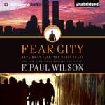 Fear City by  F. Paul Wilson audiobook