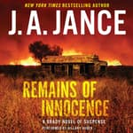 Remains of Innocence by  J. A. Jance audiobook