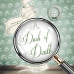 A Dash of Death by  Claudia Bishop audiobook
