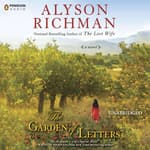 The Garden of Letters by  Alyson Richman audiobook
