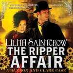 The Ripper Affair by  Lilith Saintcrow audiobook