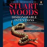 Dishonorable Intentions by  Stuart Woods audiobook