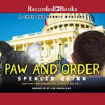 Paw and Order by  Spencer Quinn audiobook