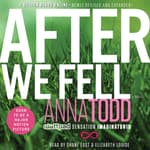 After We Fell by  Anna Todd audiobook