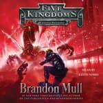 Crystal Keepers by  Brandon Mull audiobook