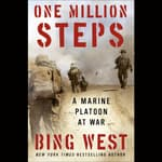 One Million Steps by  Bing West audiobook