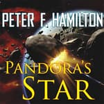 Pandora's Star by  Peter F. Hamilton audiobook