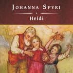 Heidi, with eBook by  Johanna Spyri audiobook
