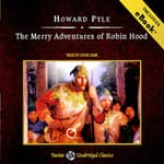 The Merry Adventures of Robin Hood, with eBook by  Howard Pyle audiobook