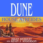 Dune: House Atreides by  Kevin J. Anderson audiobook