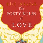 The Forty Rules of Love by  Elif Shafak audiobook