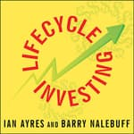 Lifecycle Investing by  Barry Nalebuff audiobook