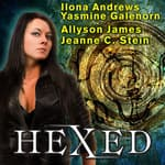 Hexed by  Allyson James audiobook