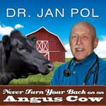 Never Turn Your Back on an Angus Cow by  David Fisher audiobook