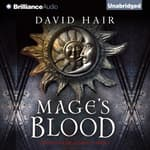 Mage's Blood by  David Hair audiobook