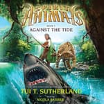 Against the Tide by  Tui T. Sutherland audiobook