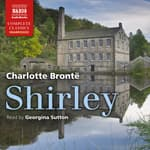 Shirley by  Charlotte Brontë audiobook