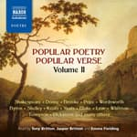 Popular Poetry, Popular Verse – Volume II by  Emily Dickinson audiobook