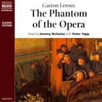 The Phantom of the Opera by  Gaston Leroux audiobook