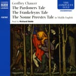 Pardoners Tale by  Geoffrey Chaucer audiobook